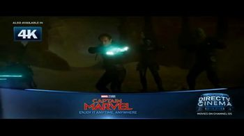 DIRECTV Cinema TV Spot, 'Captain Marvel' - Thumbnail 5