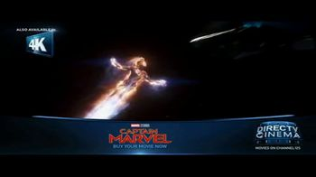 DIRECTV Cinema TV Spot, 'Captain Marvel' - Thumbnail 6