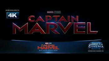 DIRECTV Cinema TV Spot, 'Captain Marvel' - Thumbnail 7
