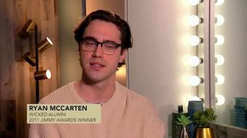 The Jimmy Awards TV Spot, 'Ryan McCartan' - Thumbnail 1