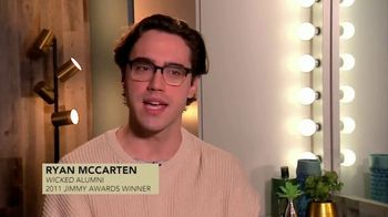 The Jimmy Awards TV Spot, 'Ryan McCartan' - Thumbnail 2
