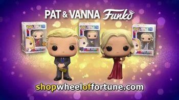 Wheel of Fortune TV Spot, 'Pat & Vanna Funko' - Thumbnail 10