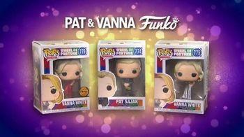 Wheel of Fortune TV Spot, 'Pat & Vanna Funko' - Thumbnail 7