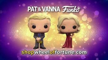 Wheel of Fortune TV Spot, 'Pat & Vanna Funko' - Thumbnail 9