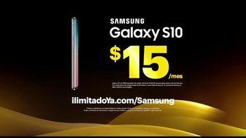 Sprint Unlimited TV Spot, 'Llévate cinco líneas con ilimitado: Galaxy S10' [Spanish] - Thumbnail 7