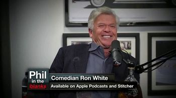 Phil in the Blanks TV Spot, 'Ron White' - 6 commercial airings
