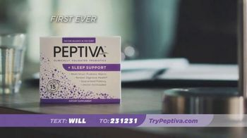 Peptiva Clinically Validated Probiotics + Sleep Support TV Spot, 'Restore Your Digestive System' - Thumbnail 2