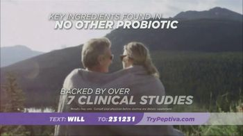Peptiva Clinically Validated Probiotics + Sleep Support TV Spot, 'Restore Your Digestive System' - 8 commercial airings