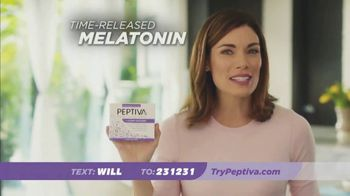 Peptiva Clinically Validated Probiotics + Sleep Support TV Spot, 'Restore Your Digestive System' - Thumbnail 7