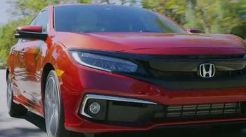 Honda Memorial Day Sales Event TV Spot, 'Civic and Accord' [T2] - Thumbnail 2
