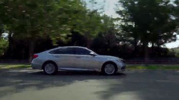Honda Memorial Day Sales Event TV Spot, 'Civic and Accord' [T2] - Thumbnail 3
