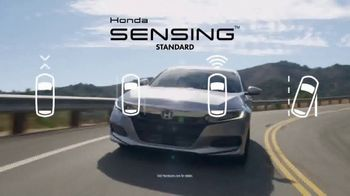 Honda Memorial Day Sales Event TV Spot, 'Civic and Accord' [T2] - Thumbnail 4
