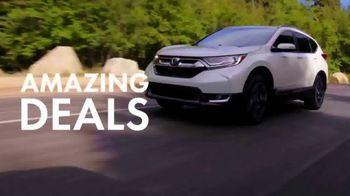 Honda Memorial Day Sales Event TV Spot, 'Adventure-Ready CR-V' [T2] - Thumbnail 4