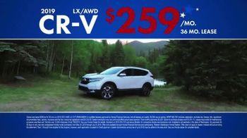 Honda Memorial Day Sales Event TV Spot, 'Adventure-Ready CR-V' [T2] - Thumbnail 5