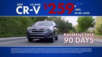 Honda Memorial Day Sales Event TV Spot, 'Adventure-Ready CR-V' [T2] - Thumbnail 8