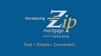 Zions Bank Zip Mortgage TV Spot, 'Forward Thinking' - Thumbnail 7