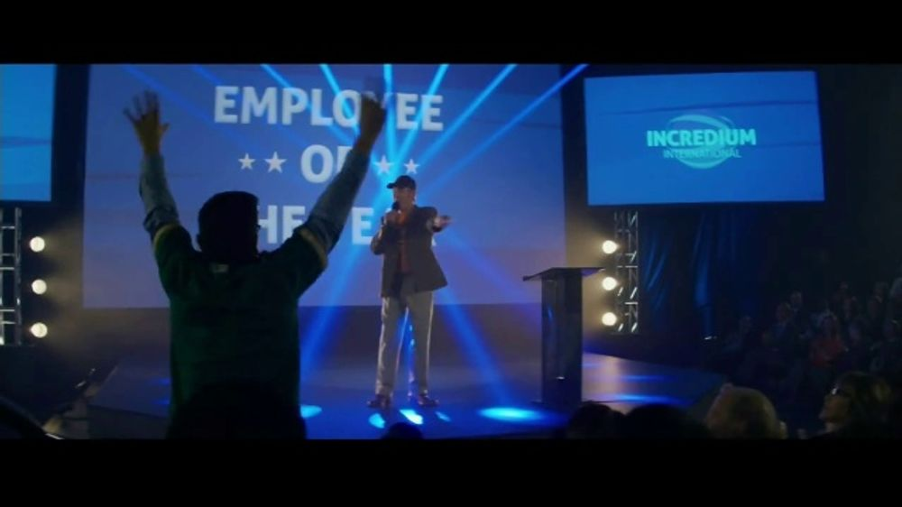 GEICO TV Commercial, 'Employee of the Year'