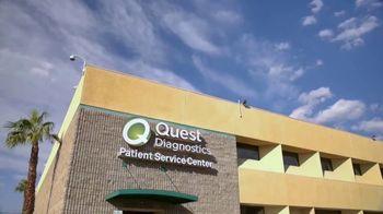 Quest Diagnostics TV Spot, 'Quest is In Network With UnitedHealthcare' - Thumbnail 5