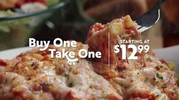 Olive Garden Buy One Take One TV Spot, 'Two Nights of Favorites: Lasagna' - Thumbnail 2