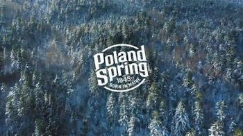 Poland Spring Natural Spring Water TV Spot, 'Sparkling Water' Song by Barns Courtney - Thumbnail 2