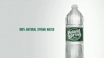 Poland Spring Natural Spring Water TV Spot, 'Sparkling Water' Song by Barns Courtney - Thumbnail 7