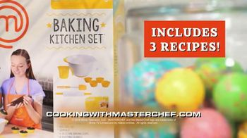 Shine Television TV Spot, 'MasterChef Jr. Baking Set' - Thumbnail 3