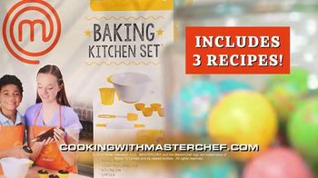 Shine Television TV Spot, 'MasterChef Jr. Baking Set' - Thumbnail 4