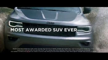 Jeep Memorial Day Sales Event TV Spot, 'Legend of the Grand Cherokee' Song by The Kills [T2] - Thumbnail 5
