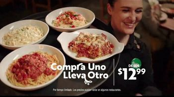 Olive Garden Compra Uno Lleva Otro TV Spot, 'Two Nights of Favorites: Lasagna' [Spanish] - Thumbnail 8