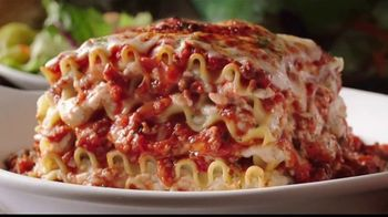 Olive Garden Compra Uno Lleva Otro TV Spot, 'Two Nights of Favorites: Lasagna' [Spanish] - Thumbnail 1