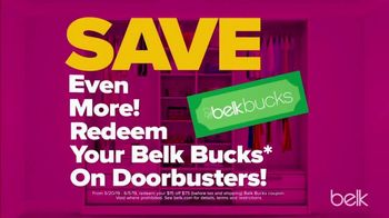 Belk Summer Stock up Sale TV Spot, 'Beach Towels and Sandals' - Thumbnail 5
