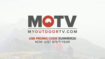 My Outdoor TV TV Spot, 'Wakeboard: Save 20 Percent' - Thumbnail 9