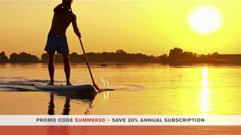 My Outdoor TV TV Spot, 'Wakeboard: Save 20 Percent' - Thumbnail 6