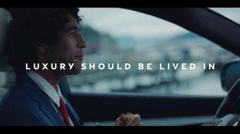 2019 Infiniti QX50 TV Spot, 'Rules of Luxury' [T2] - Thumbnail 8