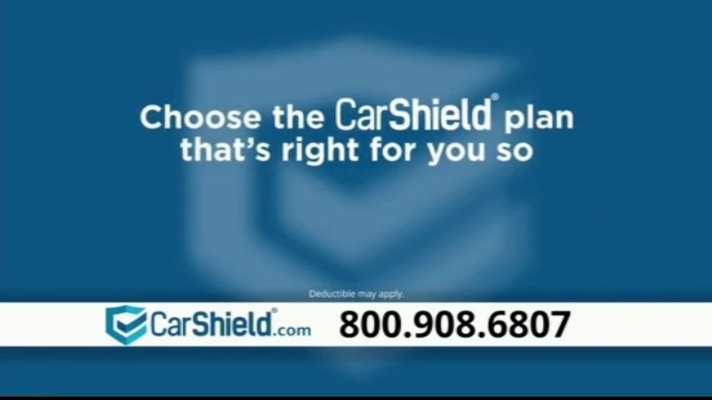 CarShield Auto Protection Plan TV Commercial, 'Car ...