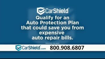 CarShield Auto Protection Plan TV Spot, 'Car Warranty Alert'