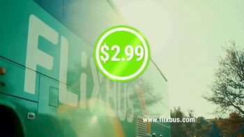 FlixBus TV Spot, 'One Click Away' - Thumbnail 5