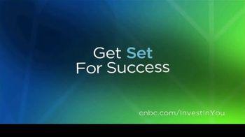 Acorns TV Spot, 'CNBC: Ready to Focus' Featuring Deepak Chopra, Marcus Lemonis - Thumbnail 2