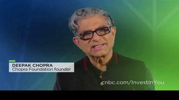 Acorns TV Spot, 'CNBC: Ready to Focus' Featuring Deepak Chopra, Marcus Lemonis - Thumbnail 3