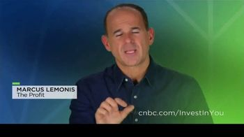 Acorns TV Spot, 'CNBC: Ready to Focus' Featuring Deepak Chopra, Marcus Lemonis - Thumbnail 5