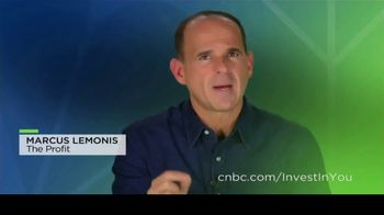 Acorns TV Spot, 'CNBC: Ready to Focus' Featuring Deepak Chopra, Marcus Lemonis - Thumbnail 6