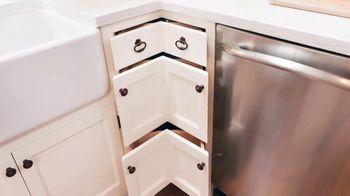 Cabinets To Go TV Spot, 'HGTV: Obstruction-Free' - Thumbnail 3
