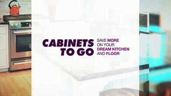 Cabinets To Go TV Spot, 'HGTV: Obstruction-Free' - Thumbnail 4
