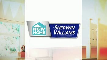 HGTV HOME by Sherwin-Williams TV Spot, 'HGTV: Let Your Bedroom Breathe' - Thumbnail 4