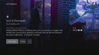 XFINITY On Demand TV Spot, 'Isn't It Romantic' Song by Whitney Houston - Thumbnail 6