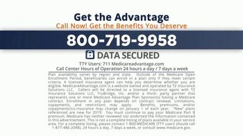 MedicareAdvantage.com TV Spot, 'Additional Benefits May Be Available' - Thumbnail 8