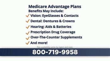 MedicareAdvantage.com TV Spot, 'Additional Benefits May Be Available' - Thumbnail 6