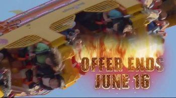 Six Flags Over Texas TV Spot, 'El Diablo: 55% Off' - Thumbnail 8