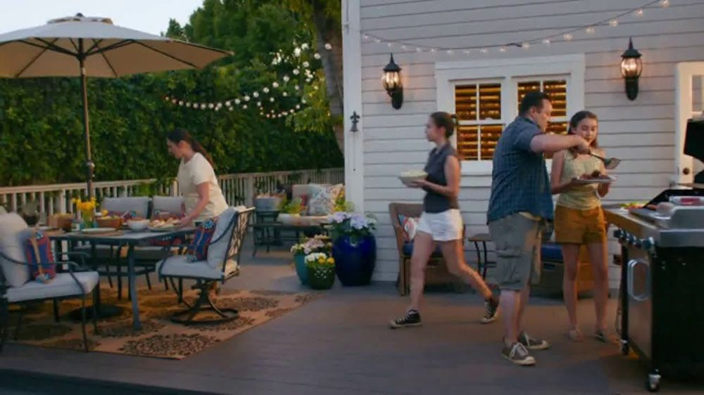 Lowe S Tv Commercial Great Summer Nights Char Broil