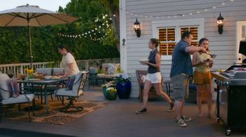 Lowe's TV Spot, 'Great Summer Nights: Char-Broil Grill'